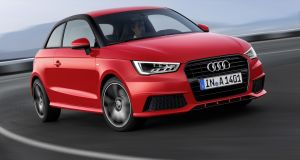 48	Audi A1: Probably the best of the small premium hatchbacks