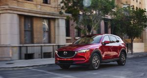 47	Mazda CX-5: A crossover that's  ageing but still very much game