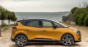 44	Renault Scenic: A looker, and great for hauling kids