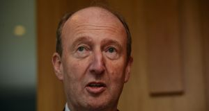 Minister for Tourism Shane Ross questioned the timing of the pontiff's visit ahead of a possible vote on abortion in 2018. Photograph: Alan Betson / The Irish Times
