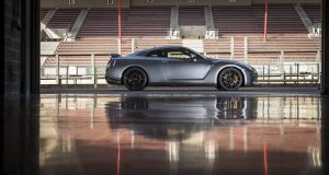 58 Nissan GT-R: devastatingly fast and capable supercar