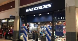 Skechers is trading  alongside H&M, River Island, JD Sports and Boots in MacDonagh Junction Shopping Centre in Kilkenny