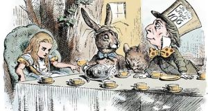 Usually employed to dramatise states of harmony or disharmony, teatime is used to great effect in such works as Lewis Carroll's Alice's Adventures in Wonderland