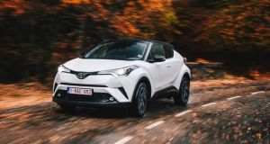 Toyota C-HR: This mid-sized crossover is nothing short of a masterstroke