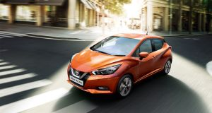 Nissan Micra: The big surprise at this year's Paris motor show