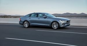Volvo S90: Represents a serious shake-up in the executive saloon market