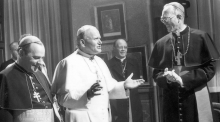 Looking back at Pope John Paul II's visit to Ireland