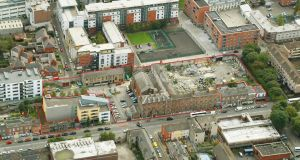 One city centre developer said he expects  bidding for the two-acre site to begin at over €10 million