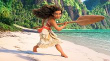Moana review: If it walks like a Disney princess . . .