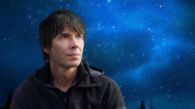 "Professor Brian Cox, who says of climate change: ""The longer you leave it the more expensive it will be to fix and the more damaging it will be."""