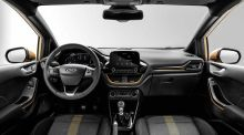 The new Ford Fiesta gets a major revamp of its interior