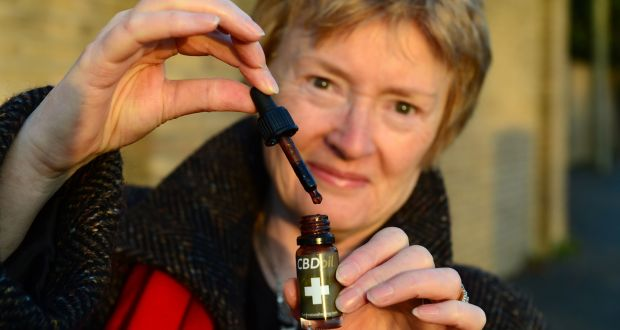 Migraine sufferer finds relief in cannabis-derived oil