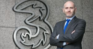 Three Ireland business director Eoin McManus: Managed mobile phones run software that operates sophisticated security firewalls and enables data to be wiped remotely in the case of loss