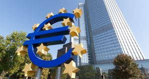 The ECB  wants a higher rate of overall inflation  and has been buying euro zone government bonds to inject cash into the banking system and make banks lend to the real economy. Photograph: iStock