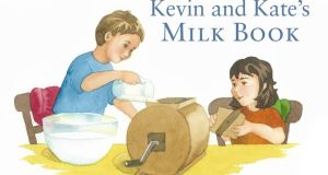Kevin and Kate's Milk Book by Olivia Goodwillie, illustrated by Anne McLeod