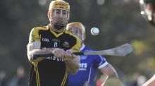 Gary Brennan: the football All Star has played an impressive role in Ballyea's march to  the Munster senior club hurling title. Photograph: Lorraine O'Sullivan/Inpho