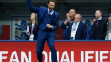 Gareth Southgate named new England manager