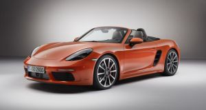 45	Porsche 718 Boxster & Cayman: More power and not so thirsty