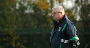 Selector and Amy's father Pat Ring will be on the sideline  at Parnell Park for final  between Foxrock-Cabinteely and Donaghmoyne. Photograph: Sam Barnes/Sportsfile