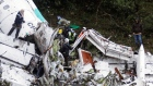 Pilot's audio from Chapecoense plane crash released