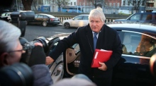 Denis O'Brien gives evidence in High Court action against Dáil committee