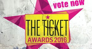 The Ticket Awards 2016 - Vote Here