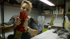 From Italy to Ireland: the designer glove's journey