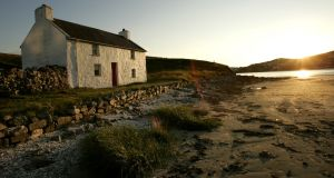 Picture perfect: Downings, Co Donegal, at sunset: Photograph: Dara MacDónaill