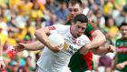 "Seán Cavanagh: suggested the commitment to intercounty football has gone ""completely mental"", and that he was already back training hard for 2017.  Lorraine O'Sullivan/Inpho"