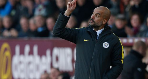 Guardiola's youth policy builds platform for City success