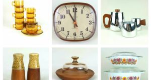 Vintage/retro kitchenware from Bickett & Pook