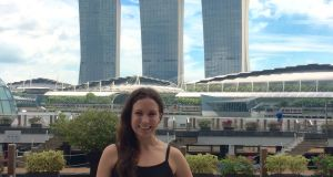 Why are there so many Irish physios in Singapore?