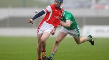 The in-form Seán Treacy in action for Cual during the Leinster senior club championship semi-final at  Netwatch Cullen Park, Carlow, last month. Photograph: Inpho