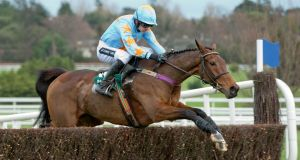 "Ruby Walsh  on Un de Sceaux: the Tingle Creek Chase is ""competitive but he's top-rated and  an exciting horse to ride"". Photograph: Morgan Treacy/Inpho"