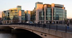 EAA Covered Bond Bank, based in the IFSC, was put up for sale earlier this year. Photograph: Dave Meehan
