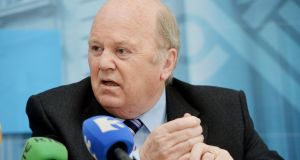 Minister for Finance Michael Noonan: Sarp  was due to expire at the end of 2017 but its extension has been included in the finance Bill. Photograph: Alan Betson