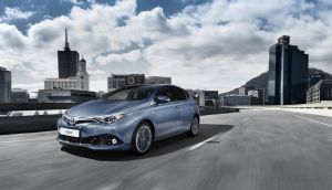 A recent facelift has made the styling of the Auris a little more appealing