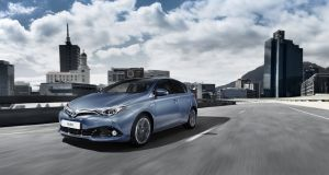28 Toyota Auris: Solidly useful, dependable and frugal
