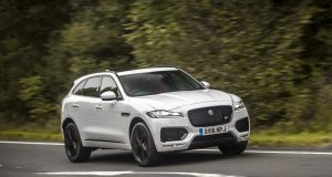 29	Jaguar F-Pace: A truly brilliant crossover