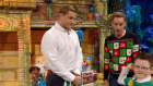 Jamie Heaslip surprises young fan on Late Late Toy Show