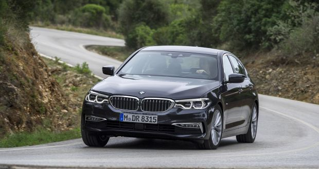 First Drive Can The New Bmw 5 Series Retain Its Lead Over Rivals