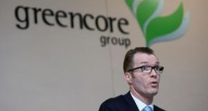 Greencore chief executive Patrick Coveney: company set to purchase US company Peacock Foods for €706.4m