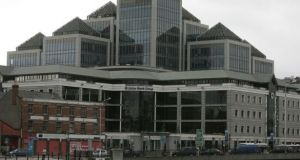 Unicredit  European investment headquarters, Pioneer Investments, has been located on George's Quay in Dublin since 1998.