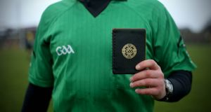John Costello has questioned the fairness of the black card. Photograph: Inpho
