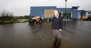 Carrick Cineplex owner Liam Farrell estimates he lost close to €400,000 due to flooding in 2009 and 2015. Photograph: Brian Farrell
