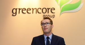 Patrick Coveney, CEO of Greencore:  His base salary for the current year has been increased by 2 per cent to €803,637. Photograph: Cyril Byrne