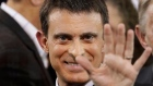 Manuel Valls lashes out at far right as he bids for French presidency
