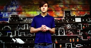 Teen hero: Conor Oberst embodied the youthful self-centredness I already possessed in bucketloads.