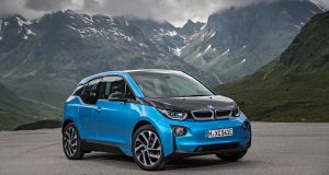 38 BMW i3: A desirable electric model