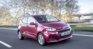 21	Hyundai i10: Does well what few other really small cars manage